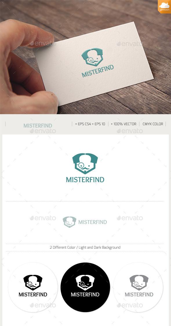 Misterfind - Humans Logo Templates