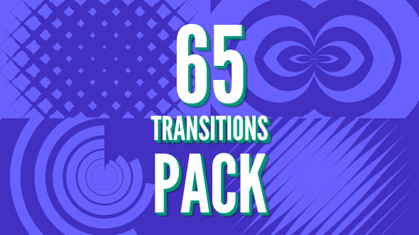 65 Transitions Pack 9497347