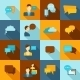 Chat Icons - GraphicRiver Item for Sale