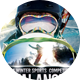 Avalanche Winter Sports Tournament Flyer