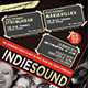 IndieSound Flyer - GraphicRiver Item for Sale
