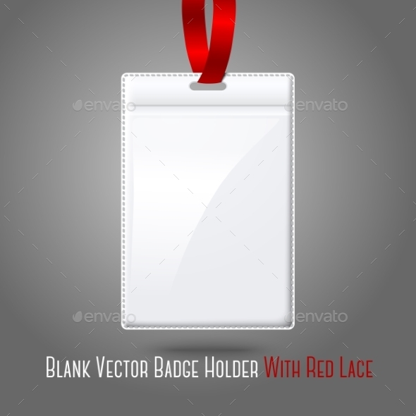 Blank Badge - Man-made Objects Objects