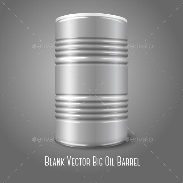 Barrel - Man-made Objects Objects