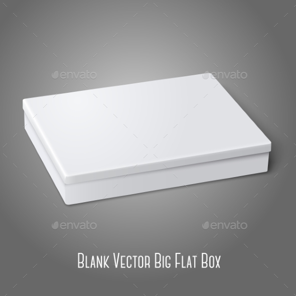 Blank Box - Man-made Objects Objects