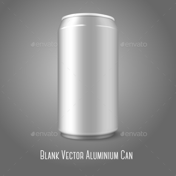 Blank Can - Man-made Objects Objects
