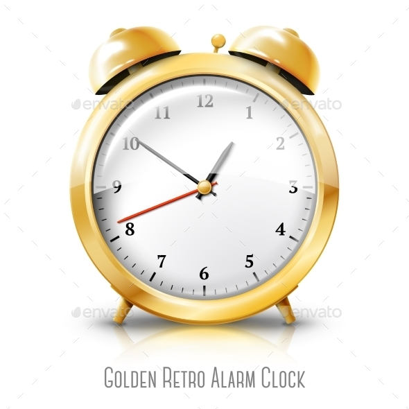Alarm Clock - Man-made Objects Objects
