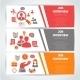 Job Interview Banner Set - GraphicRiver Item for Sale