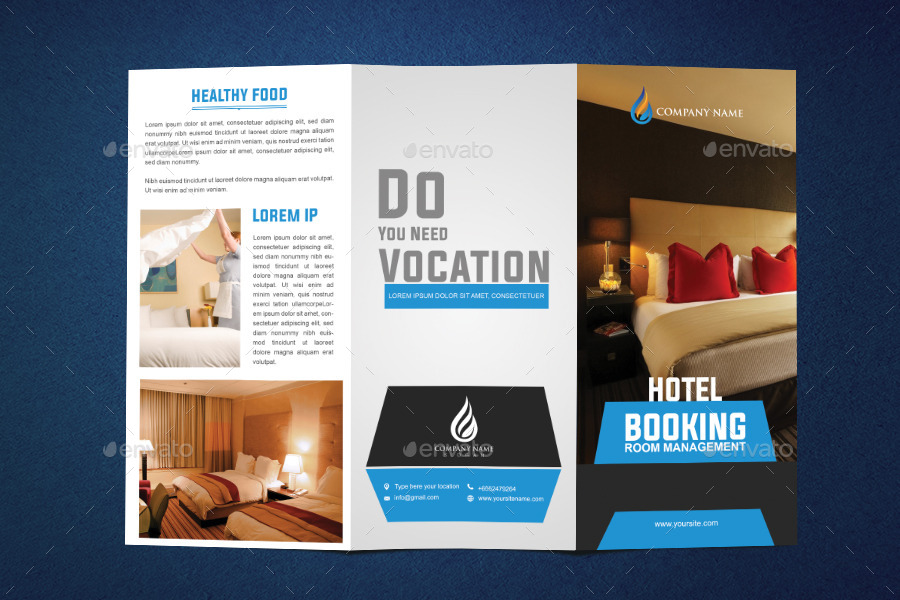 Hotel Brochures Samples Boatremyeaton