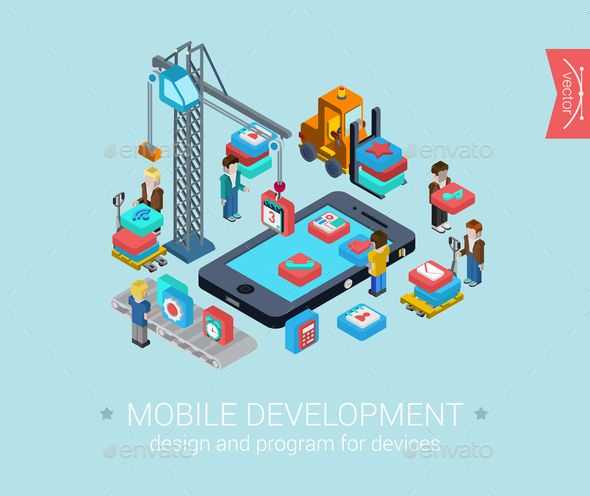 Mobile Development Concept - Web Technology
