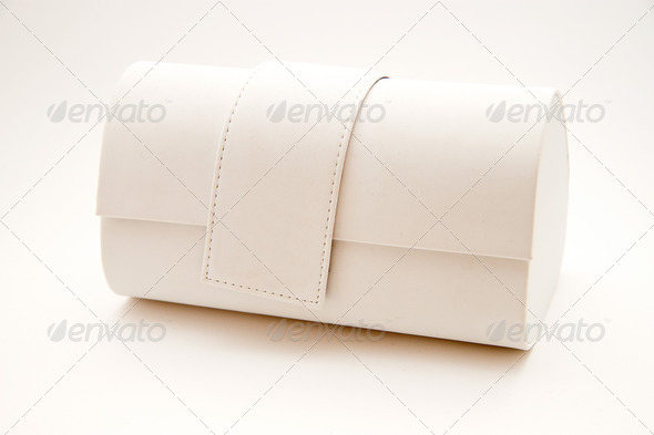 White bag - Stock Photo - Images