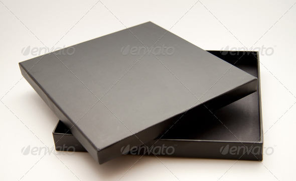 Open box - Stock Photo - Images