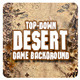 2D Desert Game Backgrounds Pack - GraphicRiver Item for Sale