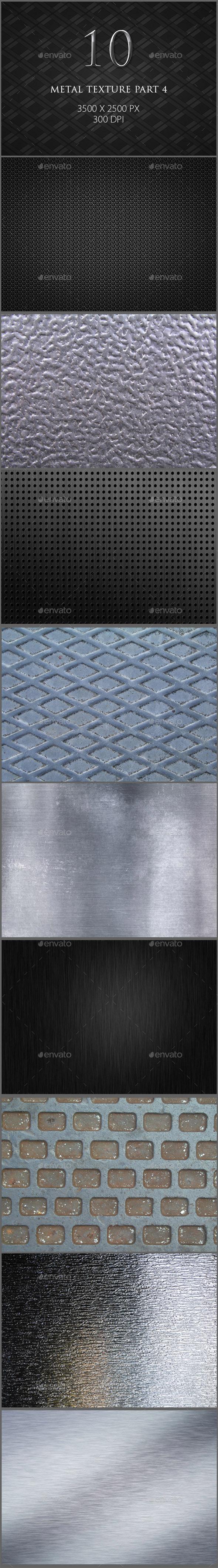10 Metal Texture Part 4 - Metal Textures