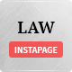Law - Instapage Template Nulled