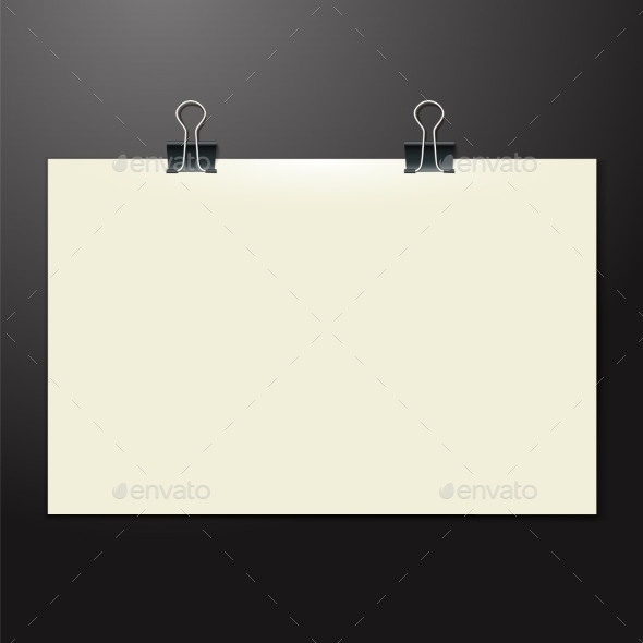 Paper Sheet on the Wooden Tab - Backgrounds Decorative