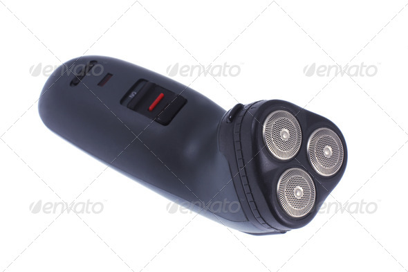 Electric Shaver - Stock Photo - Images