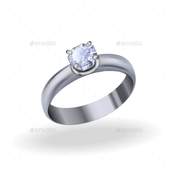 Silver Ring - Valentines Seasons/Holidays