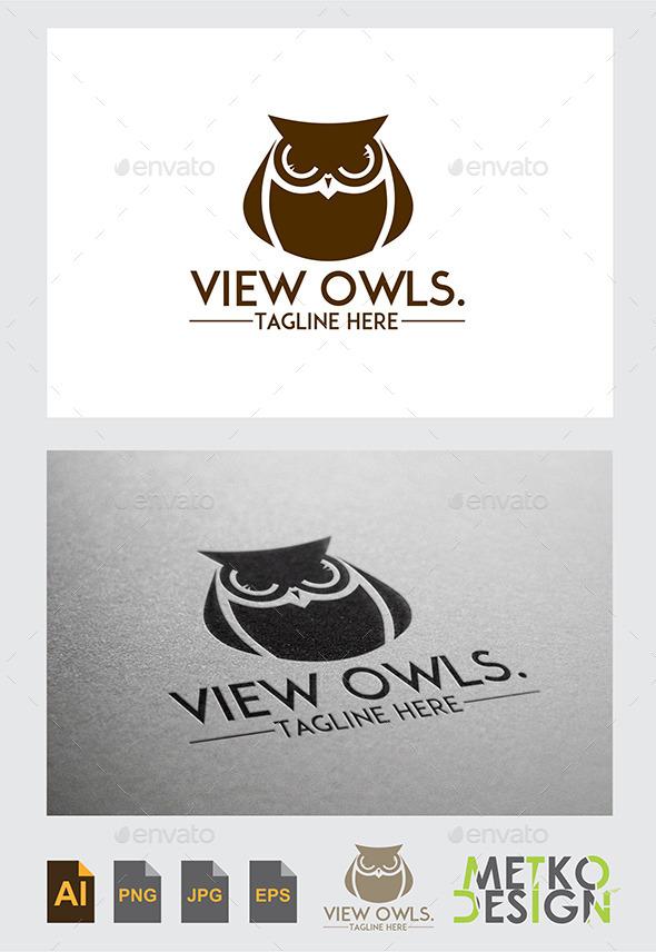 Owl Logo - Logo Templates