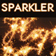 Sparkler Photoshop Action Animated GIF - GraphicRiver Item for Sale