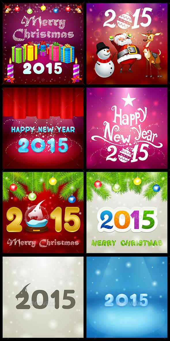 Christmas Set 3 - Seasons/Holidays Conceptual