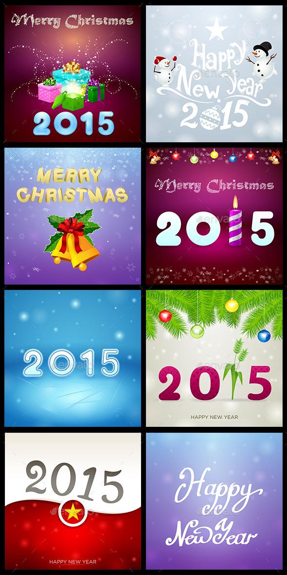 Christmas Set 6 - Seasons/Holidays Conceptual