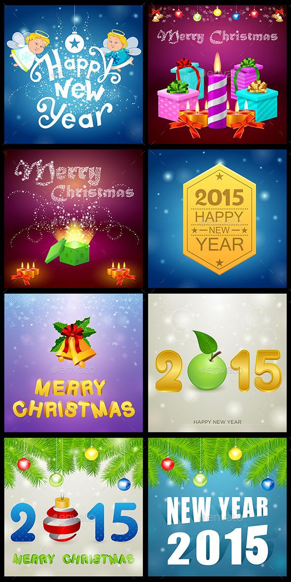 Christmas Set 7 - Seasons/Holidays Conceptual