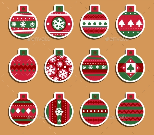 Christmas Tags - Christmas Seasons/Holidays