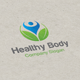 Healthy Body V2 Logo - GraphicRiver Item for Sale