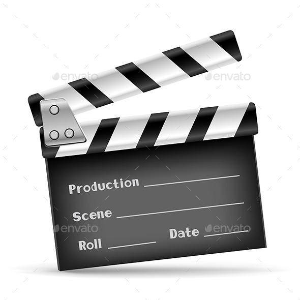 Clapper Board - Media Technology