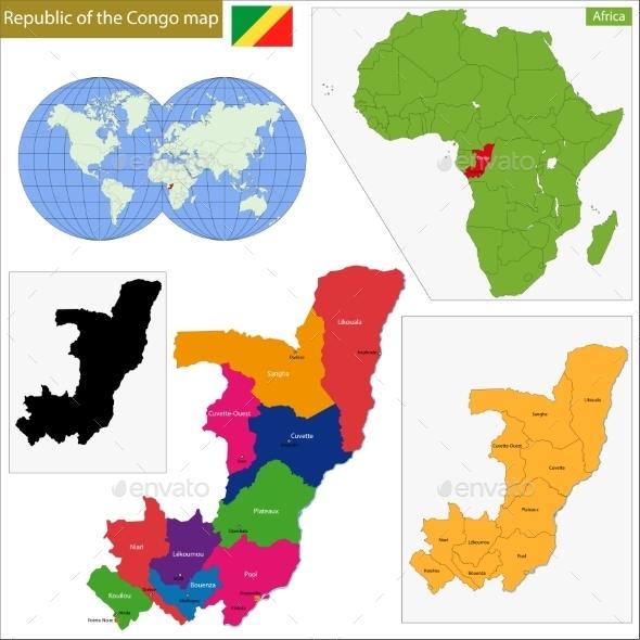 Republic of the Congo - Travel Conceptual