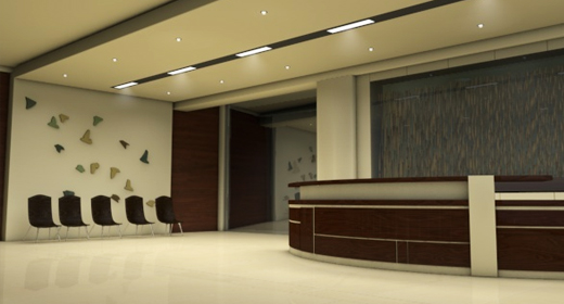 3D Office Space
