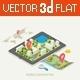 Mobile Navigation Concept - GraphicRiver Item for Sale