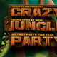 Crazy Jungle Party  - GraphicRiver Item for Sale