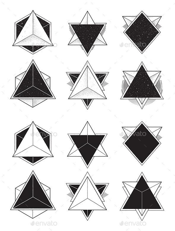 Hipsta Frames - Vectors