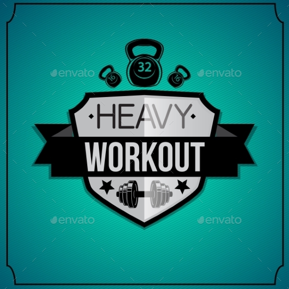 Workout background. - Backgrounds Decorative