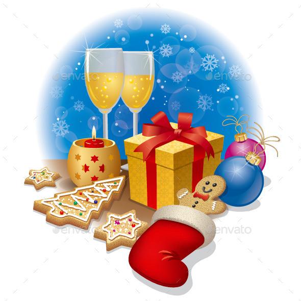 Christmas Celebration - Christmas Seasons/Holidays