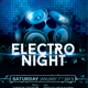 elecro-night-flyer - GraphicRiver Item for Sale