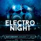 elecro-night-flyer - GraphicRiver Item for Sale