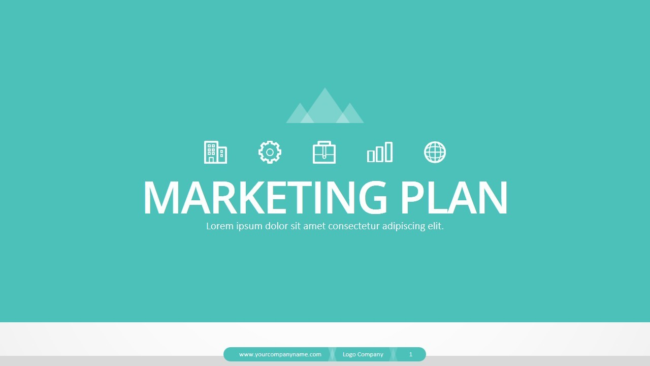 marketing plan powerpoint presentation by jhondatom