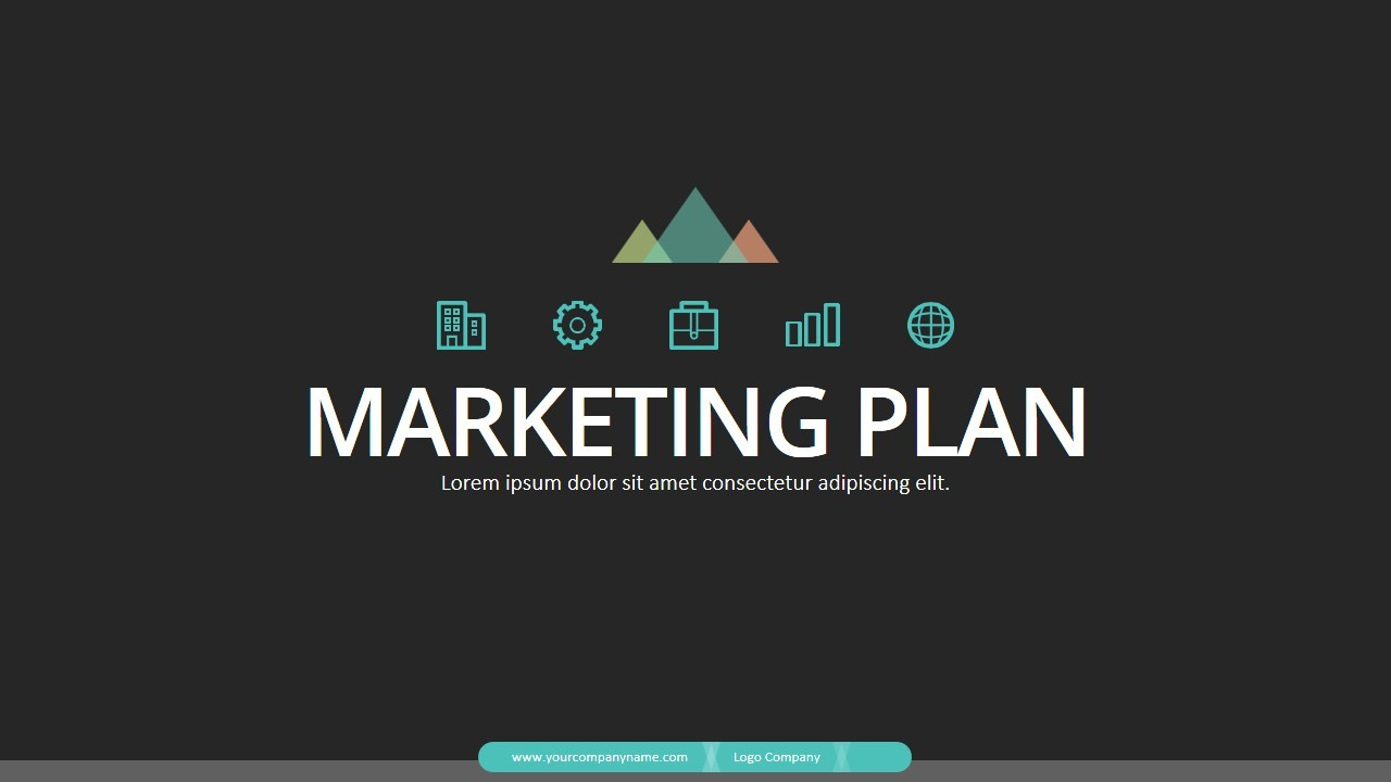 marketing plan powerpoint presentationjhon_d_atom | graphicriver, Modern powerpoint