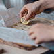 Putting Lemons on a Dough - VideoHive Item for Sale