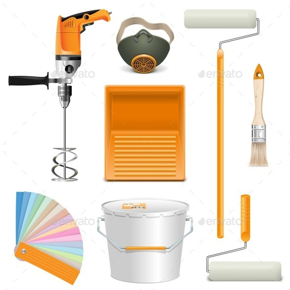Painting Tools - Industries Business