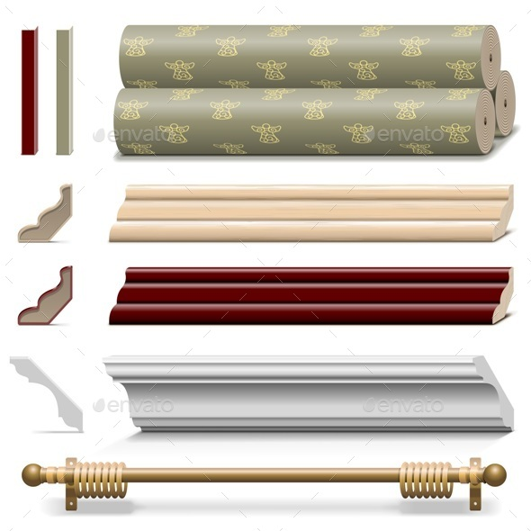 Finishing Wall Materials - Industries Business