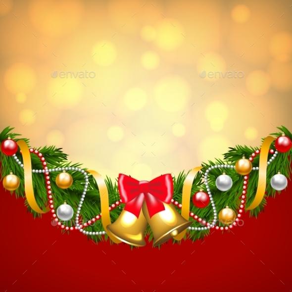 Fir-Tree Decoration - Christmas Seasons/Holidays