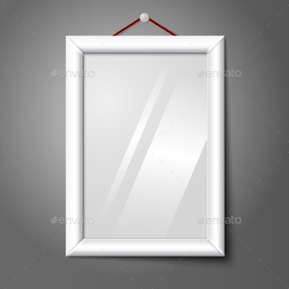 Blank Photo Frame - Man-made Objects Objects