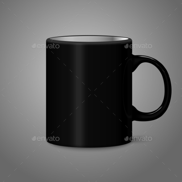 Blank Mug - Man-made Objects Objects