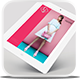 Ipad/Tablet Catalogs Template