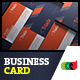 Modern Business Card 1 - GraphicRiver Item for Sale