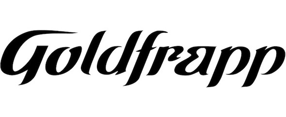 Mute feature goldfrapp logo