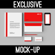 Stationery Mock-ups / Corporate ID - GraphicRiver Item for Sale